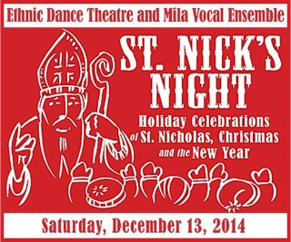 St. Nick's Night Poster